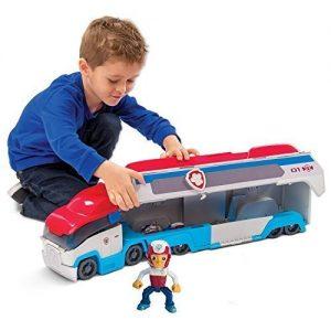 PAW-PATROLLER-Truck-70cm-Camion-PAW-PATROL-Patrolla-Luz-y-sonido-ORIGINAL-0