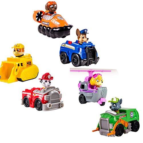 Juguetes la patrulla canina toys car action pup multipack 2015