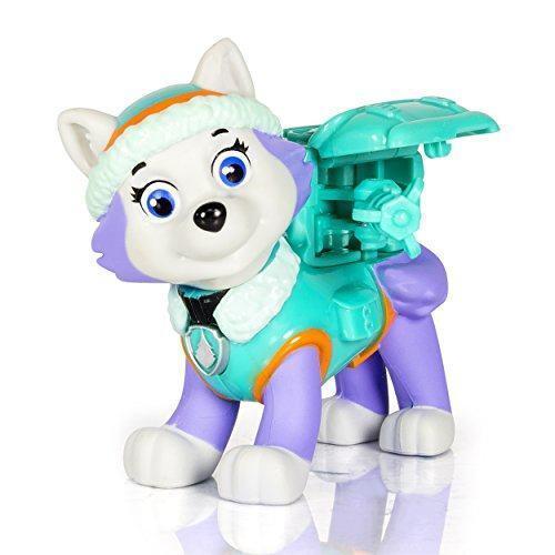 Everest patrulla canina muneco figura juguetes patrulla - Munecos patrulla canina ...