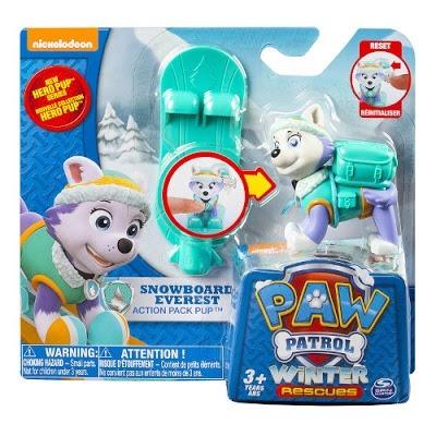 Figura muneco everest patrulla canina juguetes patrulla - Munecos patrulla canina ...