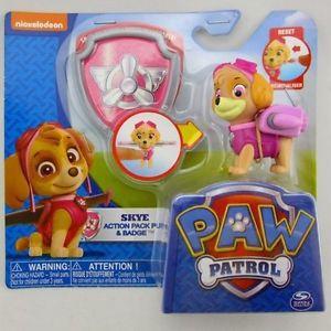 Figura muneco skye juguetes patrulla canina - Munecos patrulla canina ...