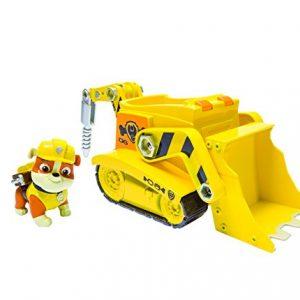 Diggin-Bulldozer-Vehculo-de-la-pata-de-la-Patrulla-Escombros-0