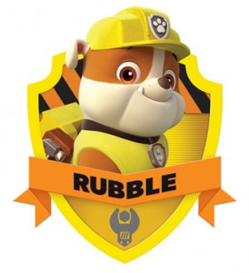 Rubble-personajes-patrulla-canina