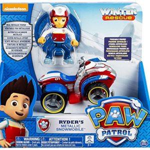PAW-PATROL-VEHCULO-RYDERS-METALLIC-SNOWMOBILE-0