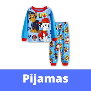 pijamas patrulla canina