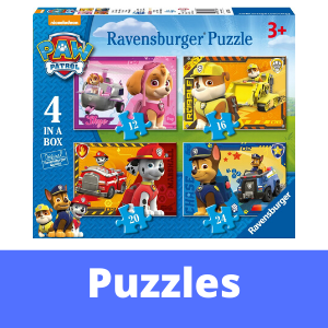 puzzles patrulla canina