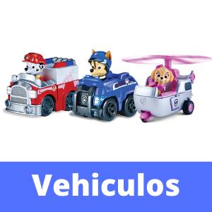 vehiculos patrulla canina