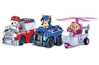 Pack Vehículos: Skye, Chase y Marshall