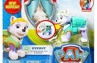 Figura Everest : Pack de acción
