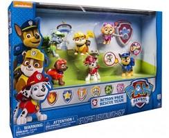 Pack con 6 figuras de la serie